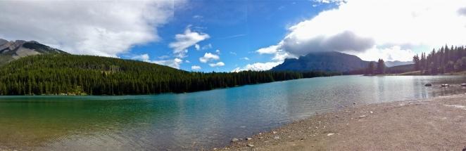 Two Jack Lake, Banf 2014
